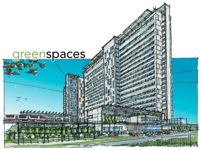 GreenSpaces Concept 1